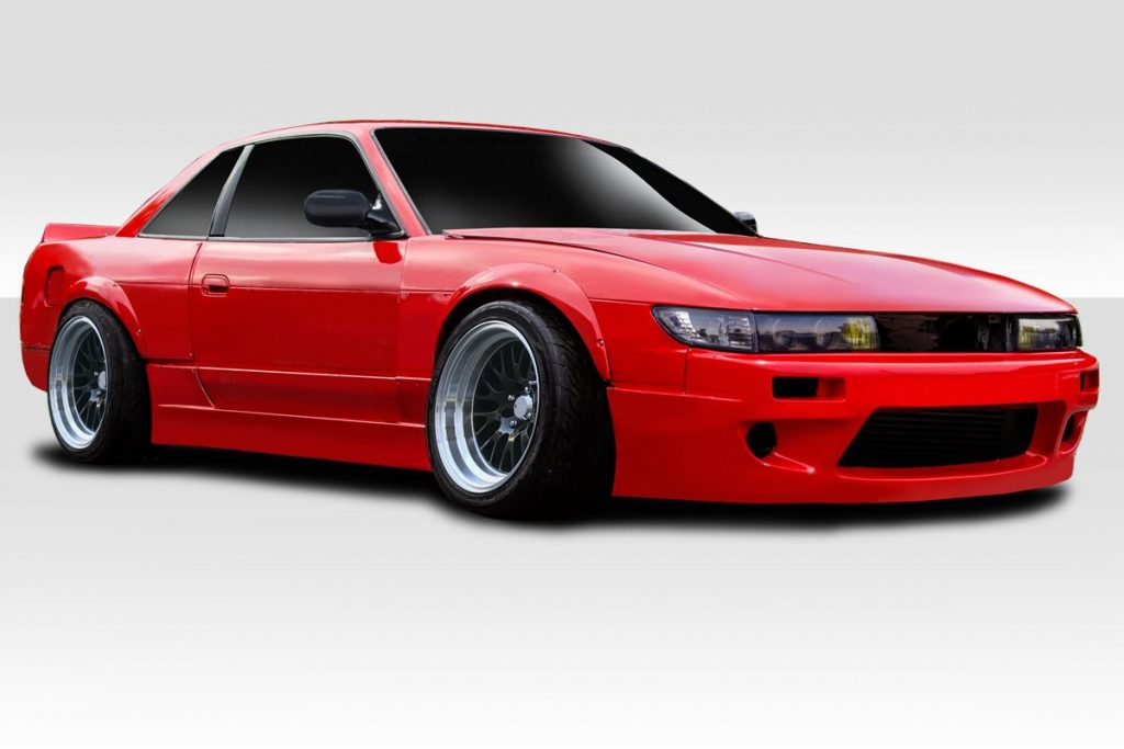 1989-1994 Nissan Silvia S13 Body Kits