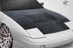 Nissan 240SX Carbon Fiber Hoods
