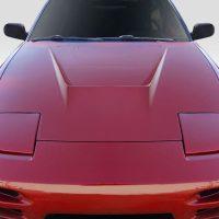 Nissan 240SX Fiberglass Hoods