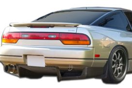 Nissan 240SX Rear Bumper Lips