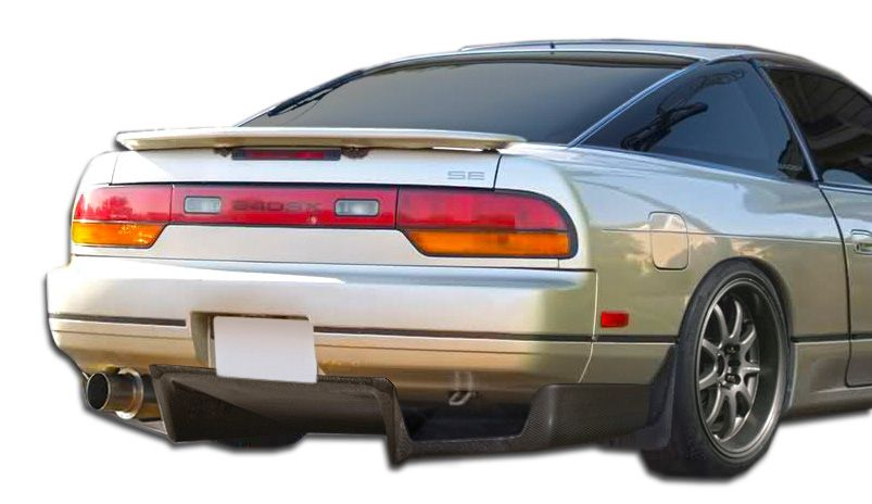 Nissan 240SX Rear Bumper Lips