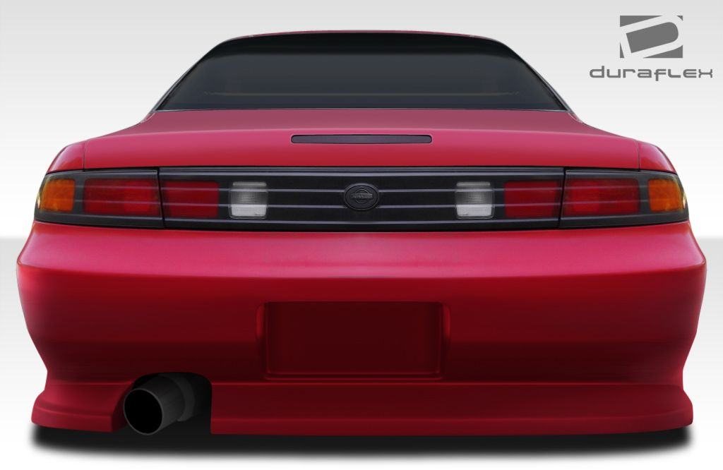 Nissan 240SX Rear Bumpers