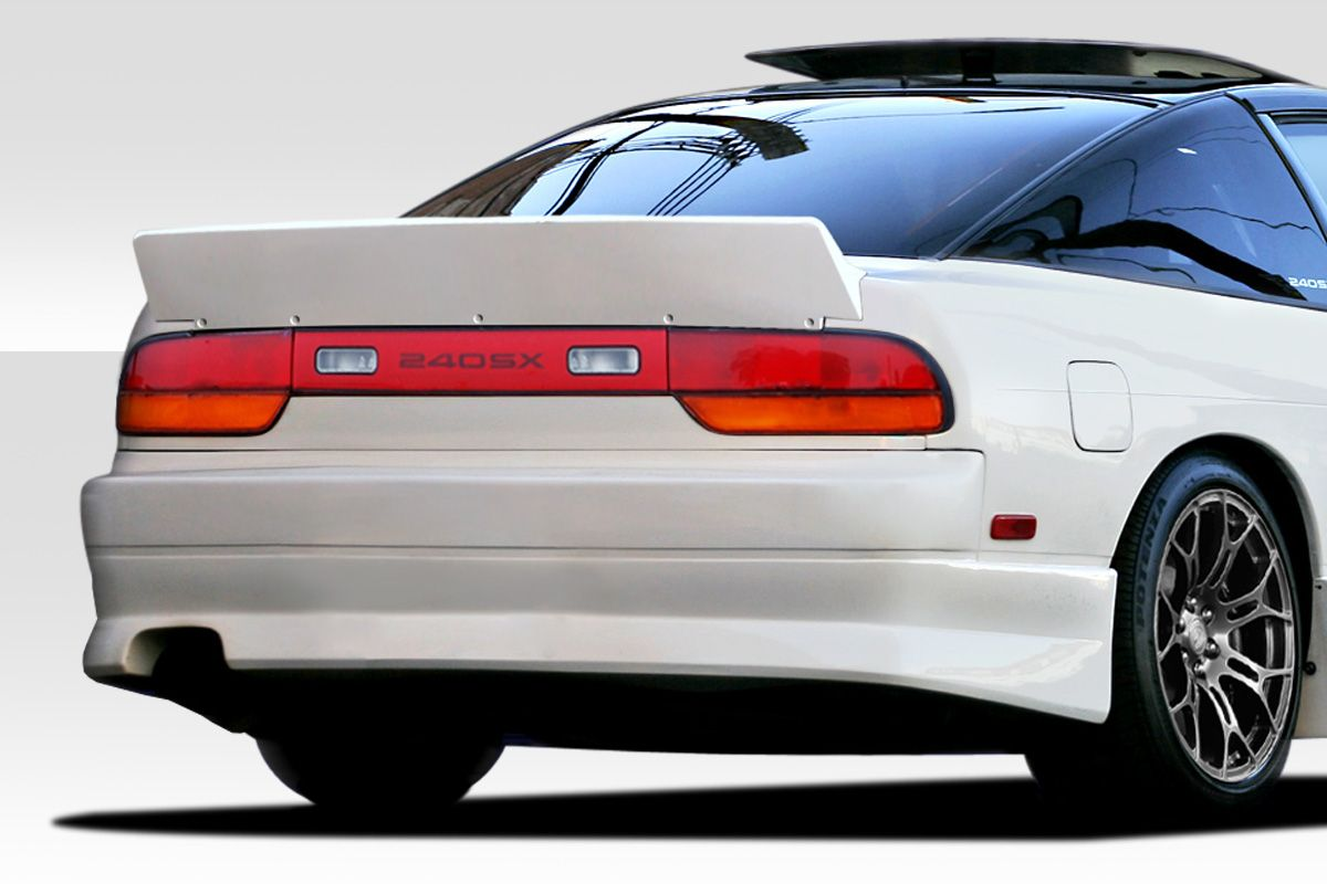 Nissan 240SX Wings and Spoilers